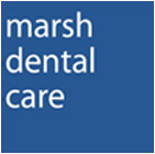 Marsh dental care logo